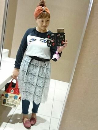 KAYOKOさんの(リバース✨コラボ❗)を使ったコーディネート