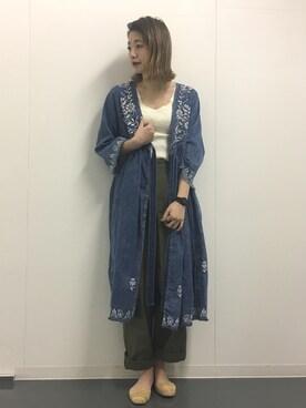 FREAKS STORE 福岡パルコ店|ozakkyさんの(FREAK'S STORE|フリークスストア)を使ったコーディネート