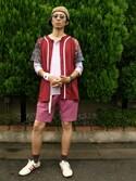 (adidas) using this 走一路 looks