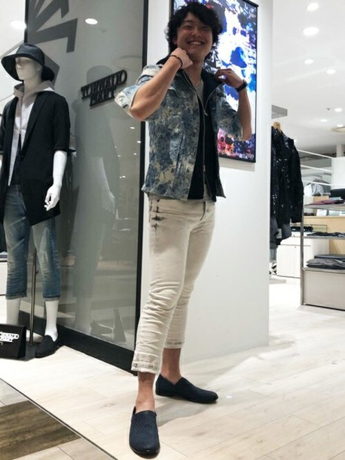 bdbe7811f5ecf shimada(TORNADO MART マルイシティ横浜店 )|TORNADO MARTのシャツ ブラウスを使ったコーディネート - WEAR