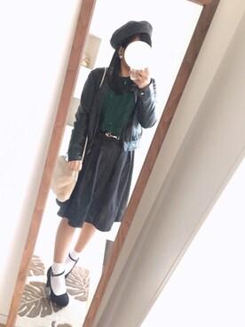haruさんの(GU|ジーユー)を使ったコーディネート