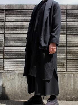 """ikuma. is wearing adidas """"◇ADIDAS / アディダス SWIFT RUN"""""""