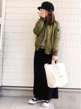 Ayako  さんの(WEGO ウィゴー)を使ったコーディネート