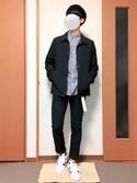 yutoさんの(GU|ジーユー)を使ったコーディネート