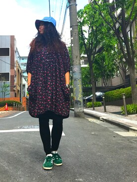 ALDIES SHIBUYA|モジャ子さんの(ALDIES|アールディーズ)を使ったコーディネート