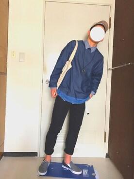 #shun#さんの(WEGO|ウィゴー)を使ったコーディネート