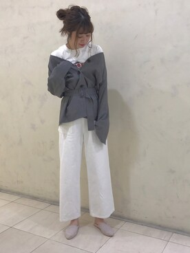 Another Edition|chiharu hanaokaさんのコーディネート
