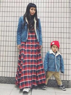 Ayumi NewAgeさんの「converse/コンバース ALL STAR HI(CONVERSE|コンバース)」を使ったコーディネート