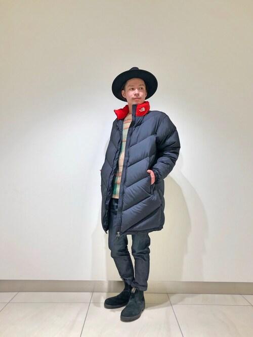 Uncut Bound 札幌HIRATSUKAさんのブーツ「BLUNDSTONE/ブランドストーン サイドゴア ブーツ(BLUNDSTONE|ブランドストーン)」を使ったコーディネート