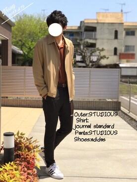 にっしーさんの(JOURNAL STANDARD|ジャーナルスタンダード)を使ったコーディネート