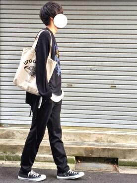 RYUさんの(UNDERCOVER|アンダーカバー)を使ったコーディネート