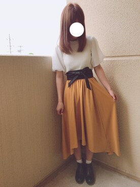 上野夏鈴さんのコーディネート
