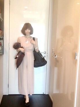 YUMIKO HIRAYAMAさんの(Jines|ジネス)を使ったコーディネート