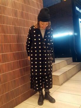 BEAVER渋谷店 Yamadaさんの(POLeR OUTDOOR STUFF ポーラーアウトドアスタッフ)を使ったコーディネート