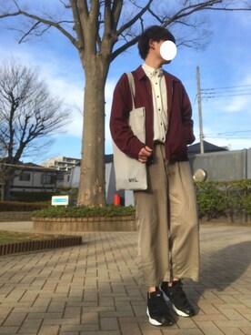 ナオキさんの「【REEBOK】 INSTAPUMP FURY(Reebok|リーボック)」を使ったコーディネート