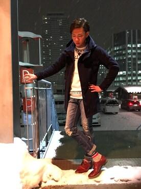 ラトルトラップ 札幌ステラプレイス|horie hirokiさんの(glory crew|グローリー クルー)を使ったコーディネート