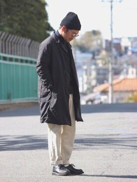 ケンジさんの(KIJIMA TAKAYUKI|キジマ タカユキ)を使ったコーディネート