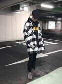 「Acne Studios Ace Skinny Pants, Black(Acne Studios)」 using this SHOGO looks