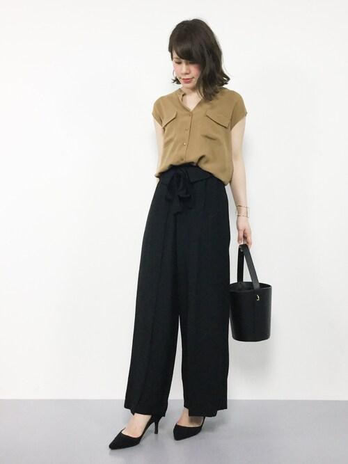 natsumiさんの「●JOC TAC/PE ポケット付ショートスリーブ(Jewel Changes)」を使ったコーディネート