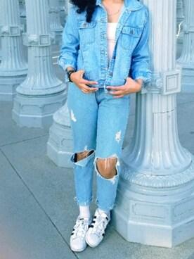(adidas) using this Shanaya U looks