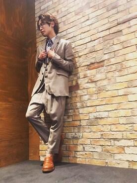 kazu.rock.001さんの(NO ID.|ノーアイディ)を使ったコーディネート