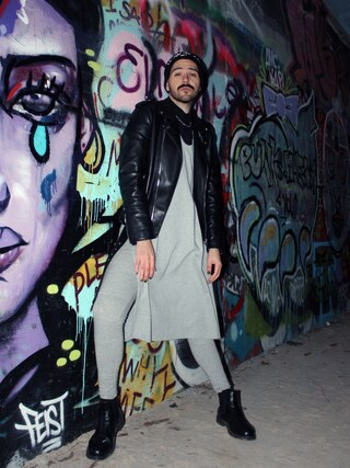 「Dr Martens Original Black Chelsea Boots(Dr. Martens)」 using this fabuluisly looks