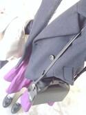 セラさんの「リボンベルトフレアスカート(merry jenny|メリージェニー)」を使ったコーディネート
