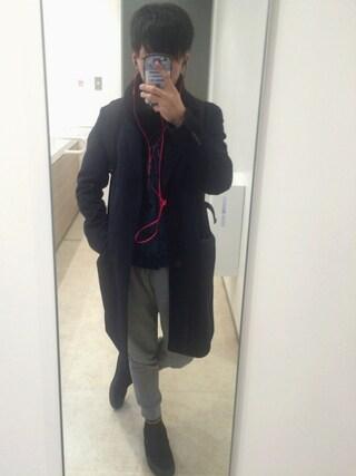 SHUNさんの「LEE/別注101J Jacket(Lee|リー)」を使ったコーディネート