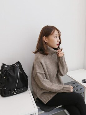 Daily about|DAILYABOUTさんの(Dailyabout|デイリーアバウト)を使ったコーディネート
