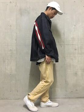 Lui's 船橋店|福田洋平さんの(FACETASM|ファセッタズム)を使ったコーディネート
