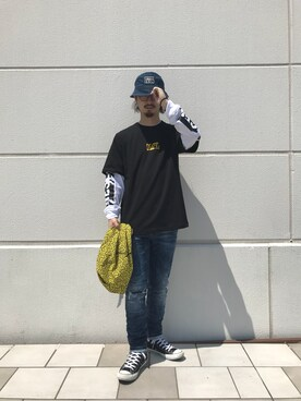 DIESEL Terrace Mall 湘南|Junkyさんのコーディネート