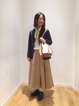 Bshop 名古屋店 モリヤさんの(FWK by engineered garments)を使ったコーディネート