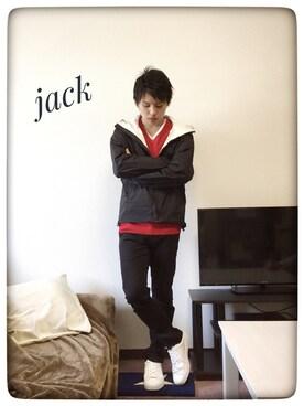 jackさんの(improves|インプローブス)を使ったコーディネート
