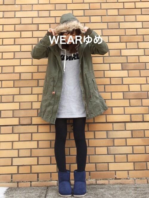 ゆめ⑅︎◡̈︎*さんの(別ver☆)を使ったコーディネート