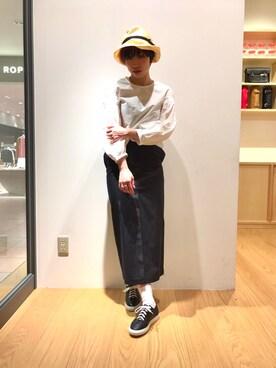 Bshop札幌ステラプレイス店|KISHIDAさんの(AURALEE|オーラリー)を使ったコーディネート