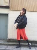 中村 麻理奈さんの「くまさんiPhone6ケース【ベージュ】(merry jenny メリージェニー)」を使ったコーディネート
