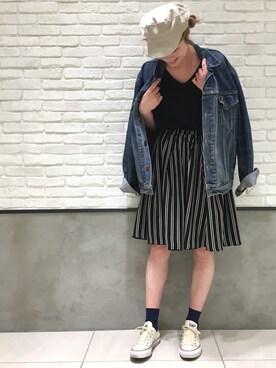 ViS 札幌ステラプレイス|湯野 聖加さんの(ViS|ビス)を使ったコーディネート