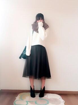 Asunaさんの(あなざーしょっと🌸)を使ったコーディネート