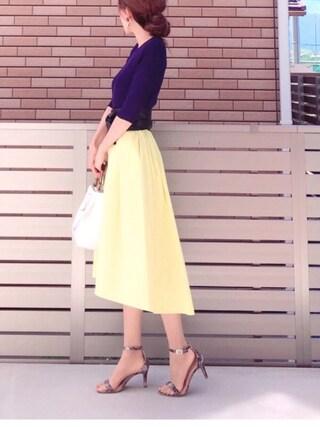 「べっ甲ヴィンテージ(PAULOWNIA)」 using this honon looks