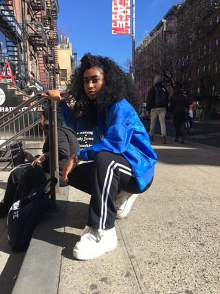 「Puma Fenty by Rihanna Sneakerboot(Puma)」 using this Anjie looks