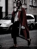 「Gucci - Princetown ミュール - men - レザー/Lama Fur - 8(Gucci)」 using this coco looks