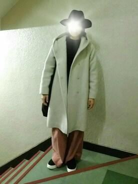 Meg.Aさんの(KIJIMA TAKAYUKI|キジマ タカユキ)を使ったコーディネート