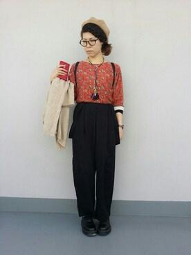 しゃおさんの(Vivienne Westwood|ヴィヴィアンウエストウッド)を使ったコーディネート