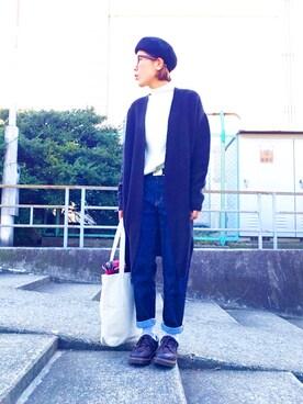 shimadaさんの(WEGO|ウィゴー)を使ったコーディネート