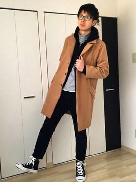げんさんの(URBAN RESEARCH DOORS MENS|アーバンリサーチ ドアーズ メンズ)を使ったコーディネート