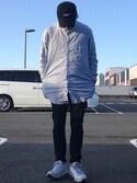 k!o!👶👶 is wearing TOMORROWLAND