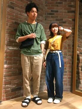 RAGEBLUE梅田ヘップファイブ店|美空さんの(RAGEBLUE|レイジブルー)を使ったコーディネート