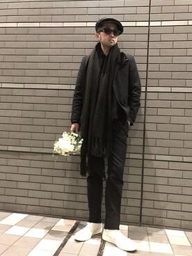 GU IMDチーム|Ryugo Saishuさんの(JIL SANDER|ジルサンダー)を使ったコーディネート
