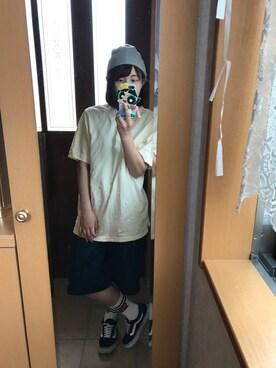 Rina Shimizuさんの(Dickies|ディッキーズ)を使ったコーディネート