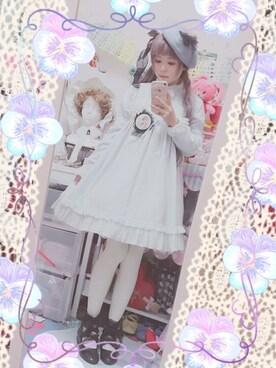 kazukiさんの(Angelic Pretty Angelic Pretty)を使ったコーディネート